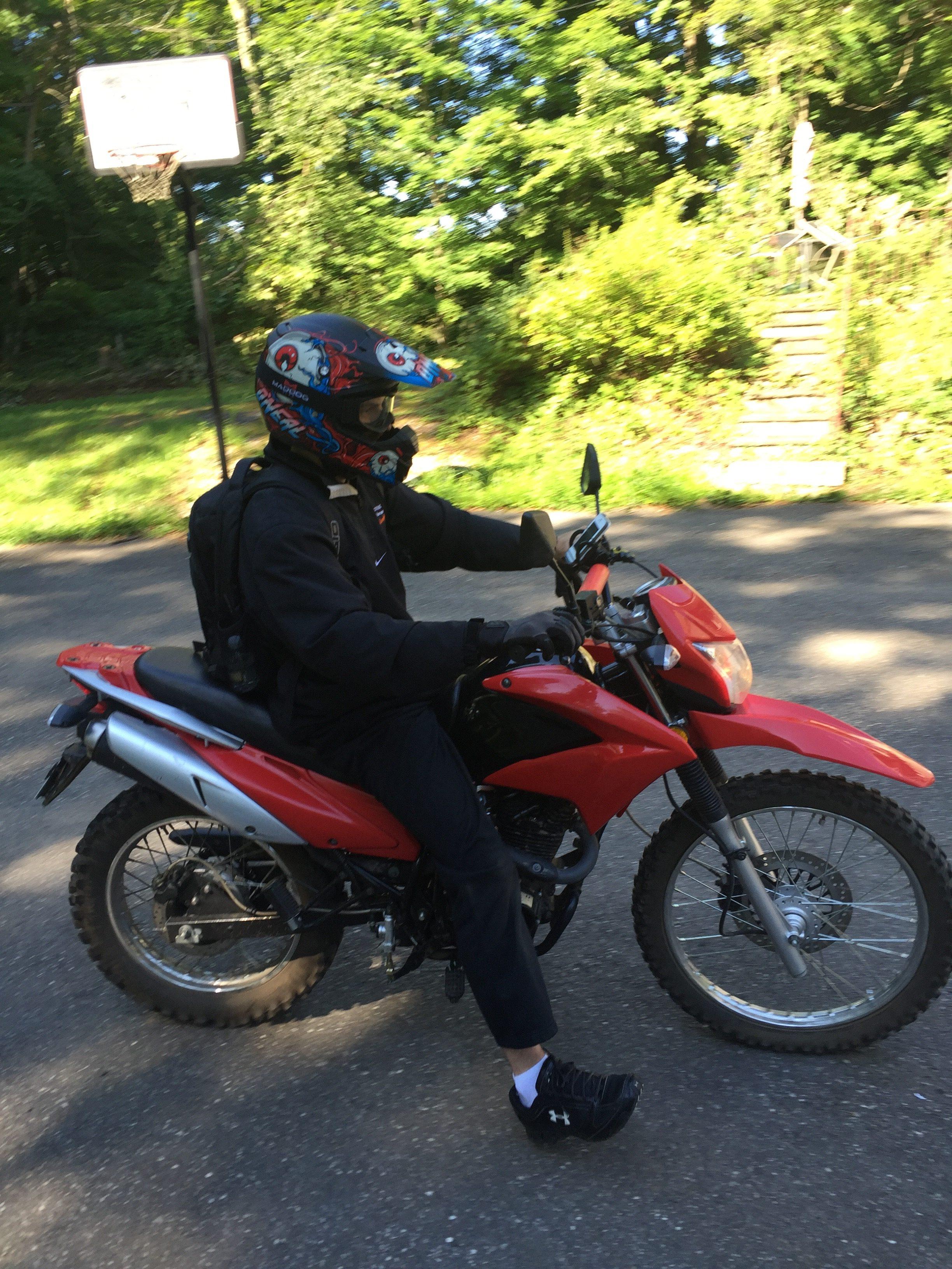 Hawk RPS 250 Dirt Bike