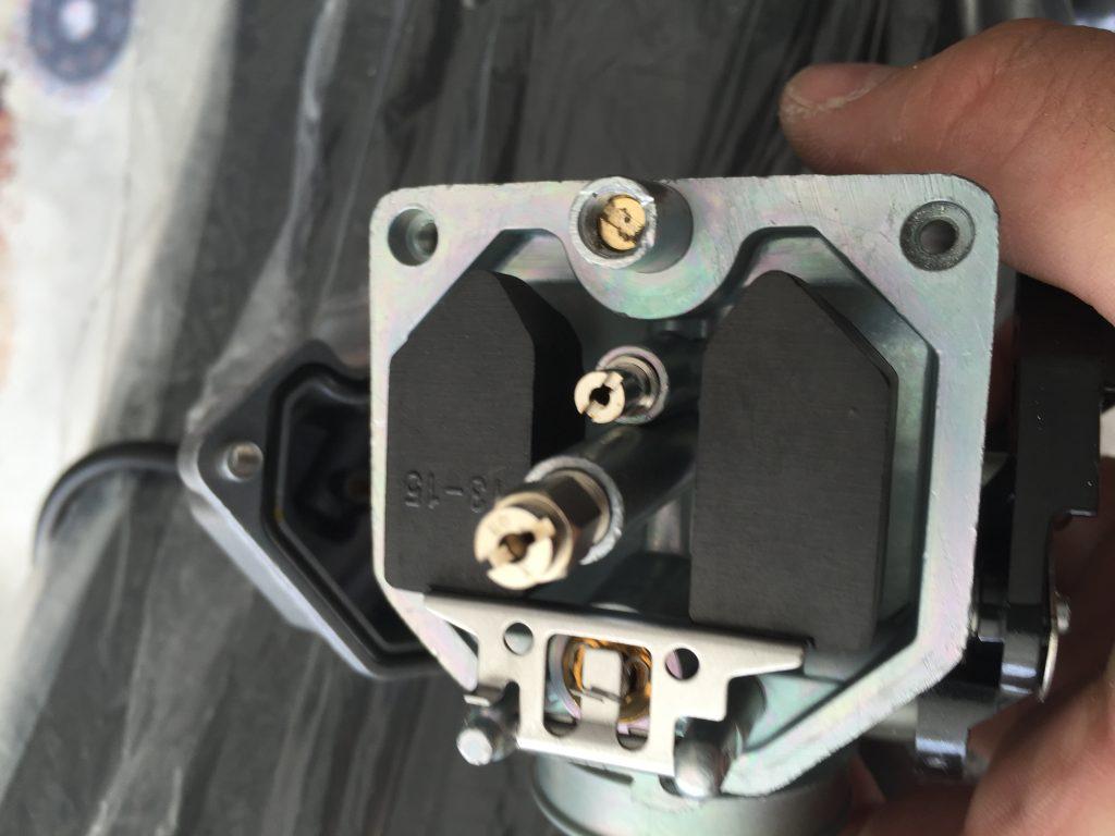 Hawk 250 Tunning Carburetor