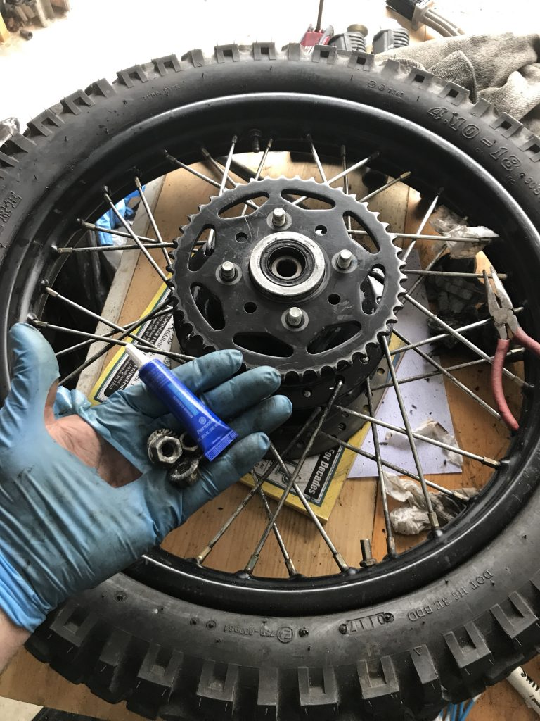 Common Mistake When Replacing Hawk 250 Sprockets