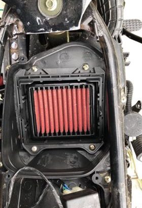 hawk 250 air filter