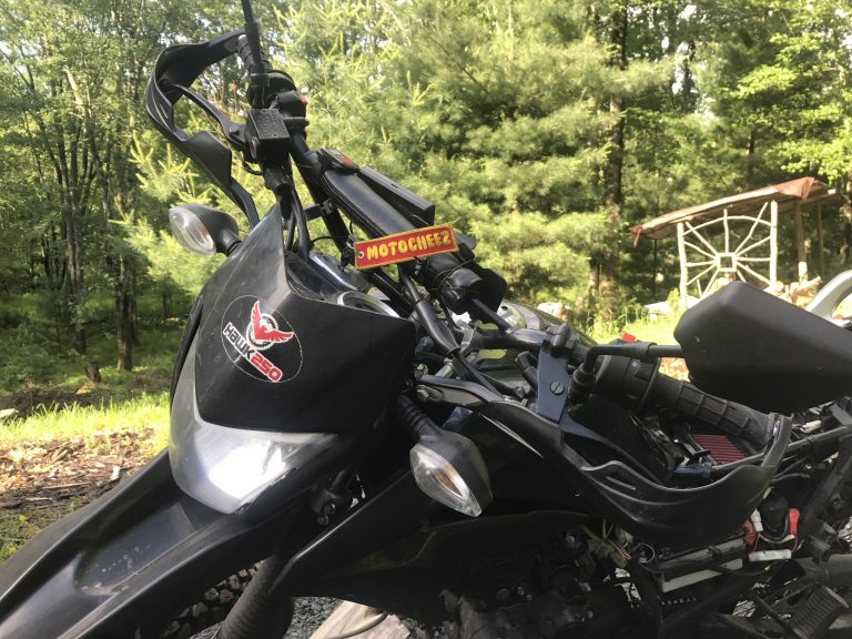 Whisper MotoCheez to Rescue